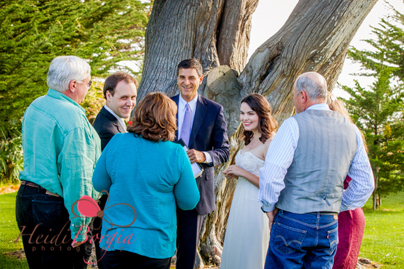 Carmel Wedding Officiant